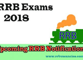 Indian Railway Upcoming Notification