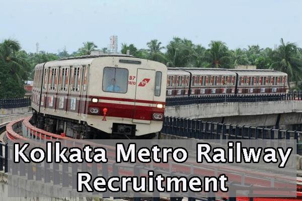 Kolkata Metro Railway Recruitment 2018 Kmrc Trade Apprentice Jobs