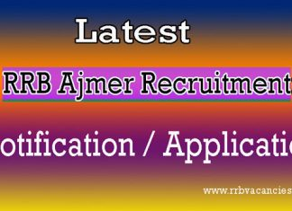 RRB Ajmer ALP Recruitment