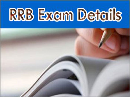 RRB Exam Details