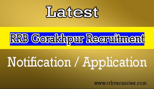RRB Gorakhpur ALP Recruitment