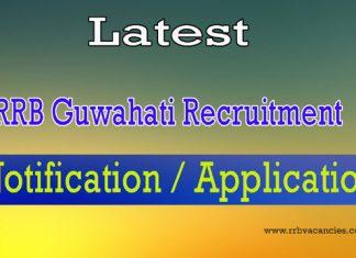 RRB Guwahati ALP Recruitment