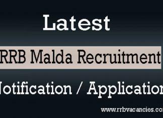 RRB Malda ALP Recruitment