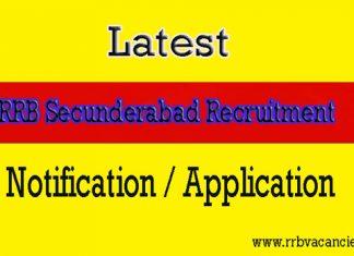 RRB Secunderabad ALP Recruitment