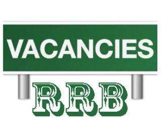 Railway Jobs Vacancy