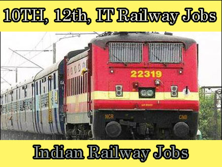 Indian Railway Jobs