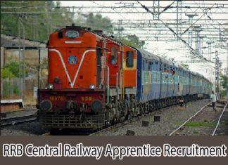 Central Railway Apprentice Jobs