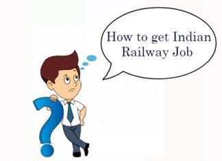 How to get Indian Railway Job