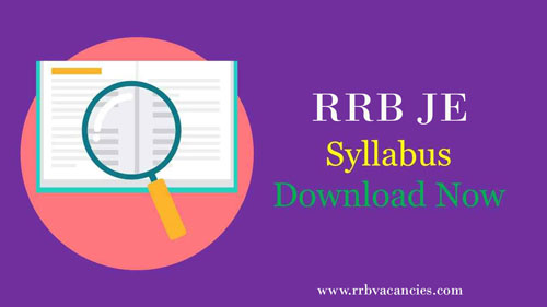 Rrb Exam Syllabus Pdf File