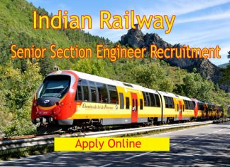 Railway RRB SSE Recruitment