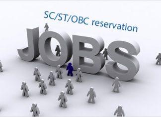 Reservation Percentage in Railway Jobs