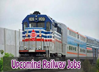 Upcoming Railway Recruitment Details