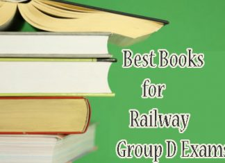 Best Books For Railway Group D