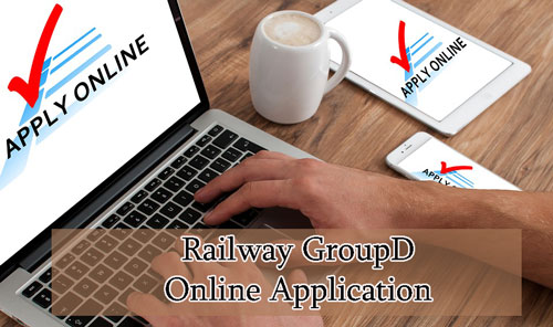 Railway Group D Application Procedure