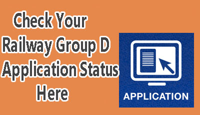 Railway Group D Application Status