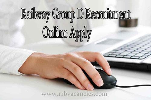 Railway Group D Online Apply