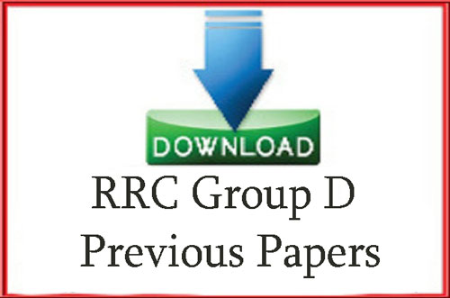 Railway Group D Previous Papers