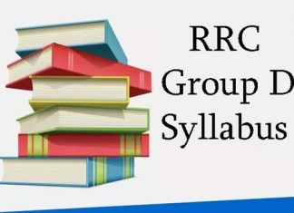 Railway Recruitment Cell Group D Syllabus