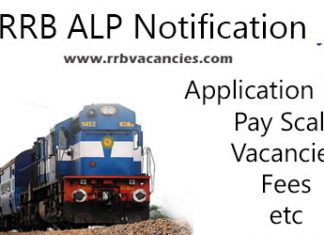 RRb ALP Notification