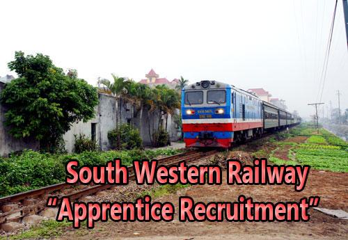 South Western Railway Apprentice Recruitment