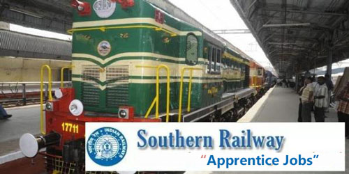 Southern Railway Apprentice Recruitment