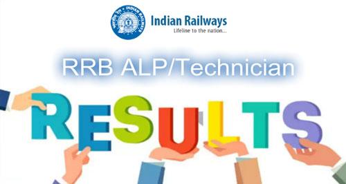 RRB ALP Technician Results