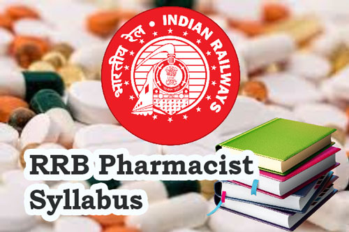 Download RRB Pharmacist Syllabus & Exam Pattern 2019-20