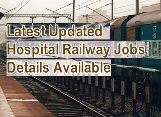 Hospital Railway Jobs