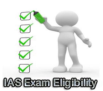 IAS Exam Eligibility