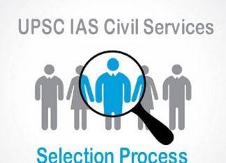IAS Selection Process