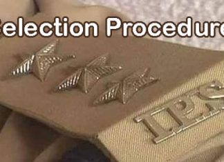 IPS Selection Procedure