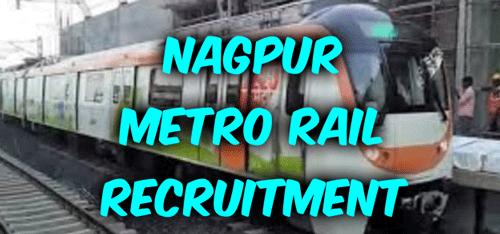 Nagpur Metro Rail Recruitment