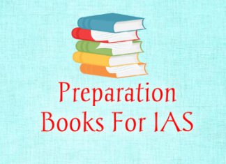 Preparation Books For IAS