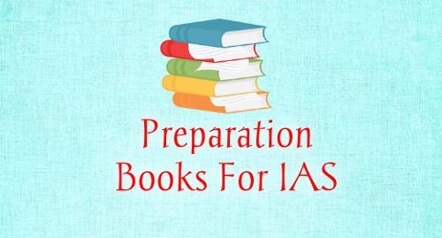 Preparation Books For IAS