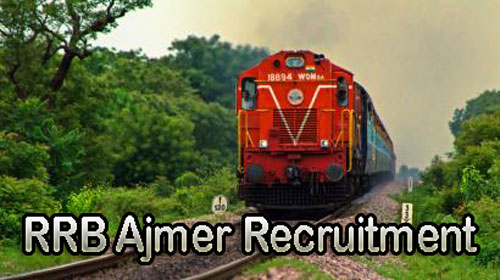 RRB Ajmer Recruitment