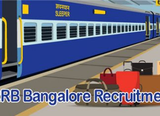 RRB Bangalore Recruitment