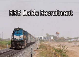 RRB Malda Recruitment