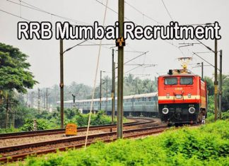 RRB Mumbai Recruitment