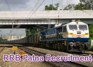RRB Patna Recruitment