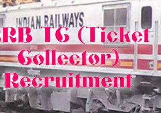 RRB TC (TicketCollector) Recruitment