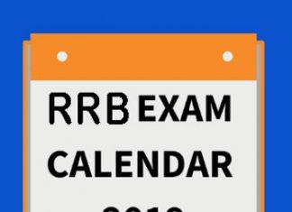 Railway Exam Calendar