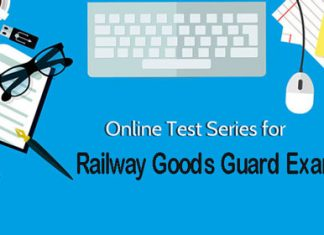 Railway Goods Guard Online Tests