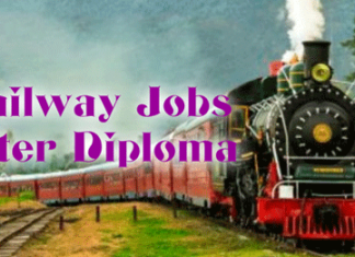 Railway Jobs After Diploma