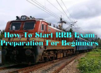 Start RRB Exam Preparation