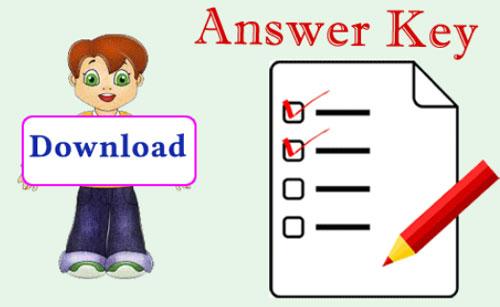 UPSC CSAT Prelims Answer Key