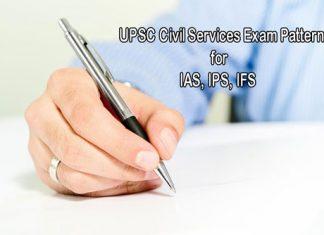 UPSC Civil Services Exam Pattern