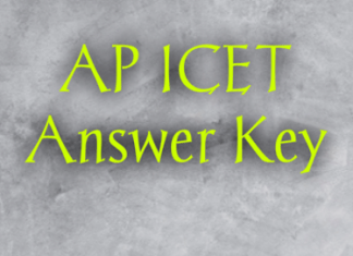 AP ICET Answer Key