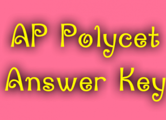 AP Polycet Answer Key