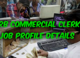 Commercial Clerk Job Profile