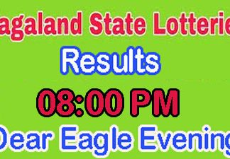 Dear Eagle Lottery